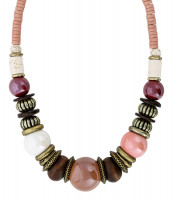 Collier - Nude Stone