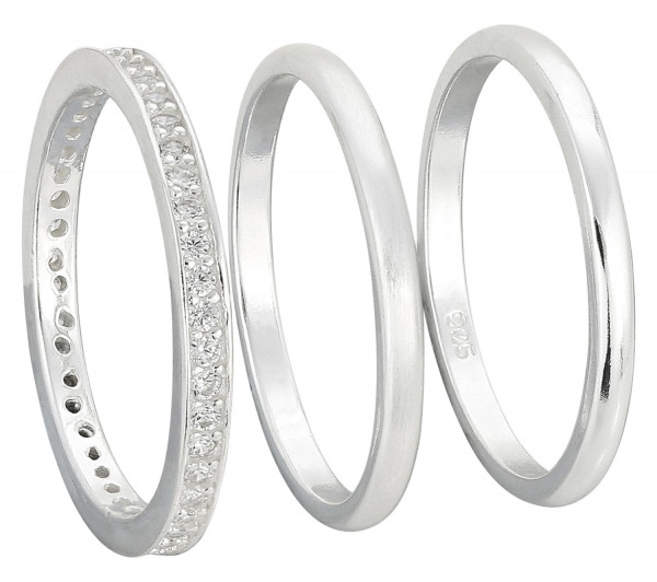 Anello - Set of Silver
