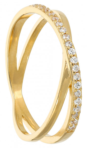 Anillo - Twisting Gold