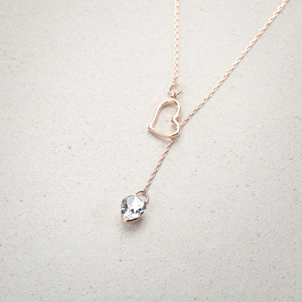 Ketting - Two Hearts