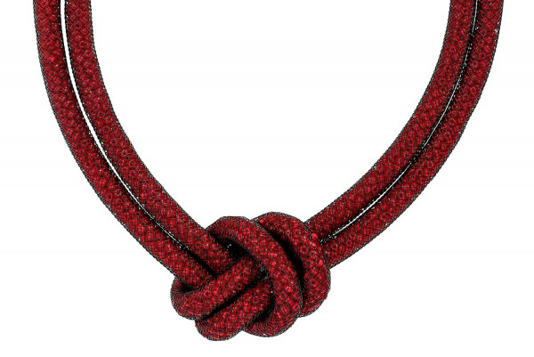 Collar - Red Tube