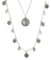 Ketting - Silver Coin