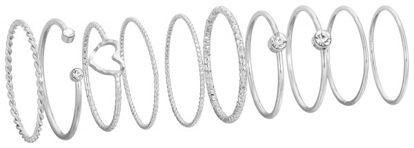 Mid-Rings - Shining Round