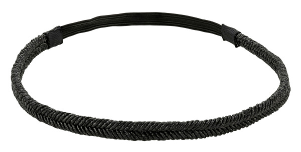 Haarband - Braided Lurex