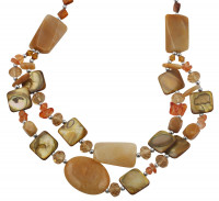 Necklace - Luxurious Agate