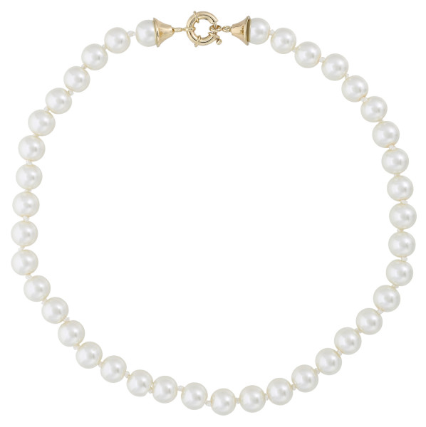 Collana - Glossy Pearls