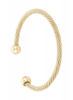 Breed armband - Golden Twist