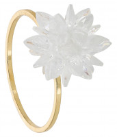 Anillo - Crystal Flower