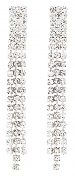 Stud Earrings - Crystal Night