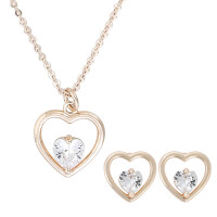 Parure di gioielli - Glowing Heart
