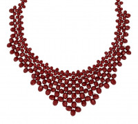 Collar - Red Star