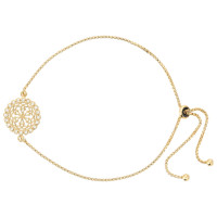 Armband - Gold Structure