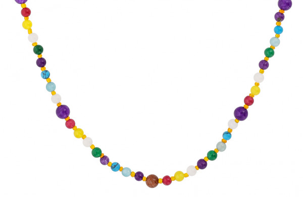 Collar - Colorful Stones
