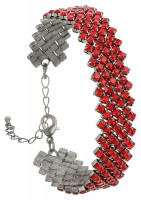 Armband - Brilliant Red