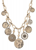 Kette - Antique Gold Chain