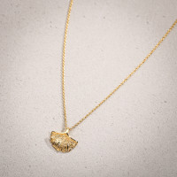Ketting - Gold Fan