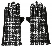 Guantes - Tweed-Design