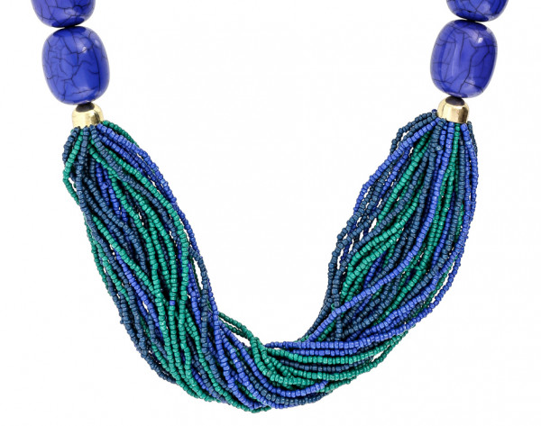 Collar - Blue Algae