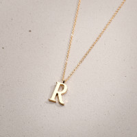 Collar - Golden R