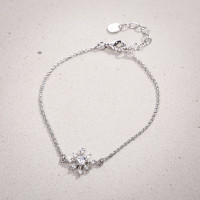 Pulsera - Snow Flake