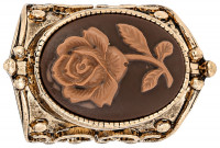 Anello vintage - Blooming Rose