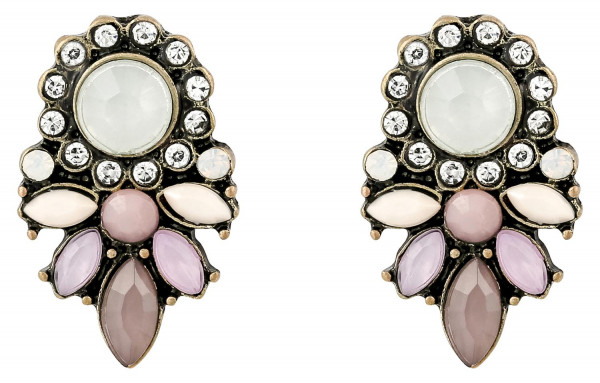 Stud Earrings - Lovely Pastel