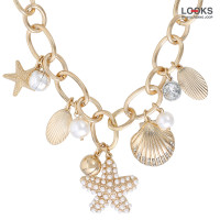 Statement Kette - Maritime Flair