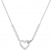 Collar con colgante - Brilliant Heart