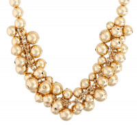 Statement Kette - Golden Balloon