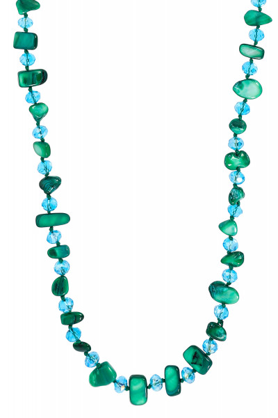 Collier - Green Shell