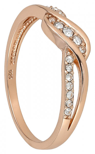 Anillo - Curved Rosé
