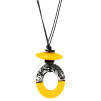 Ketting - Flashy Yellow