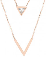 Kette - Rosé Triangles