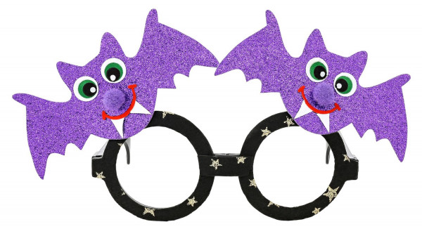 Gafas - Purple Bats