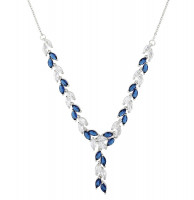 Collier - Blue Style