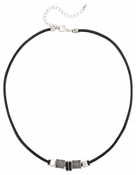 Leather Necklace - Wild Casual