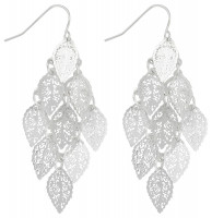 Boucles d'oreilles - Many Leaves