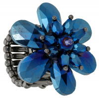 Ring - Glamour Blue