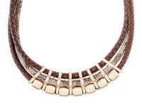 Necklace - Elegant in Gold