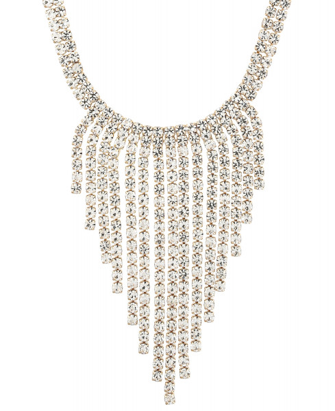 Statement ketting - Gold Sprinkle
