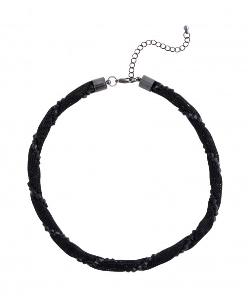 Collier - Black Wire