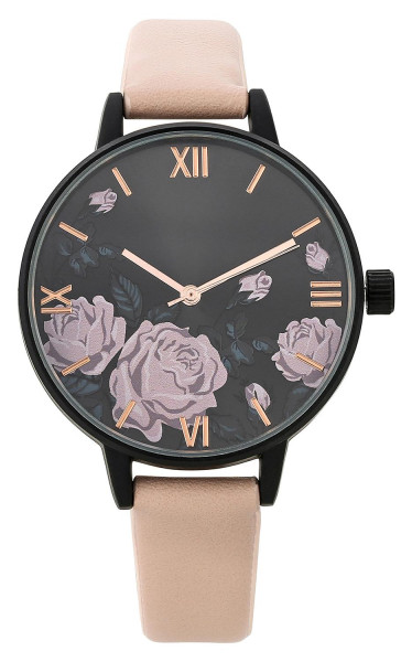 Uhr - Romantic Rose