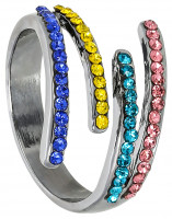 Ring - Glossy Rainbow