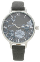 Orologio - Blue Flower