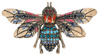 Broche - Majestic Insect