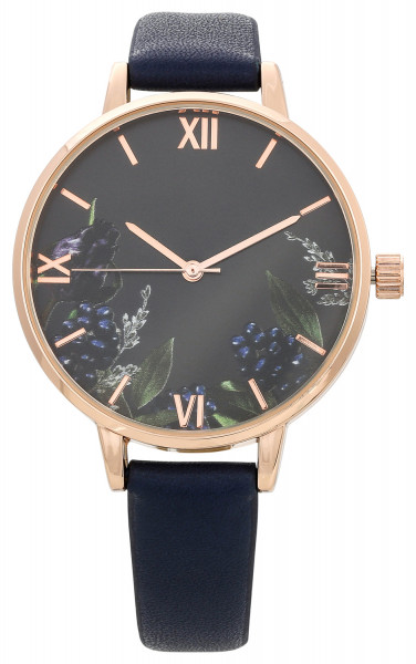 Montre - Midnight Flower