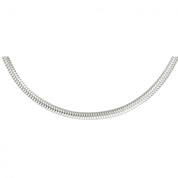 Collier - Straight Silver