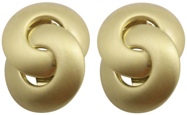 Earclips - Gold rings