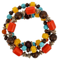 Set di braccialetti - Colorful Nature