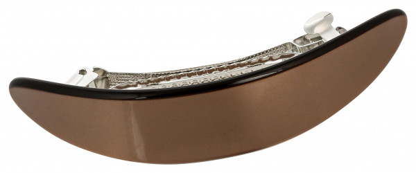 Barrette - Shiny Brown
